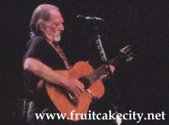 Willie Nelson Concert Photos!